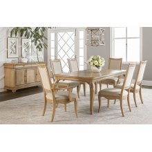 Ashby Woods Rectangular Leg Table