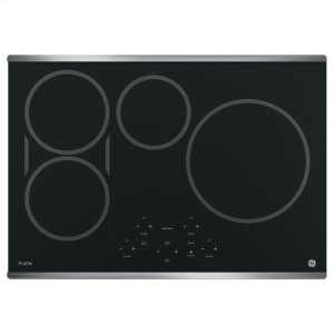 "GE ProfileSeries 30"" Built-In Touch Control Induction Cooktop"