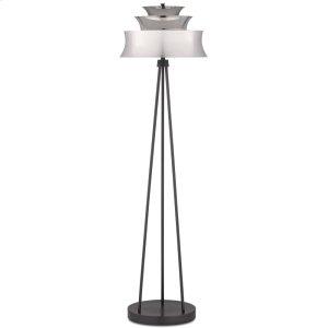 Altson Nickel Floor Lamp