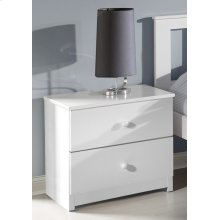 White Night Stand