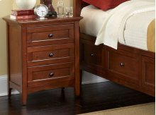 3 Dwr Nightstand