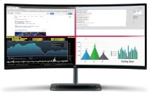 "34"" class (34.0"" measured diagonally) QHD IPS Monitor"