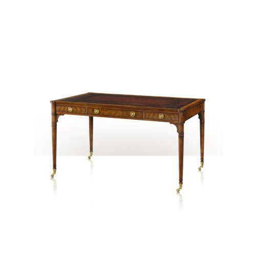 A Man of Letters Writing Table, #plain#