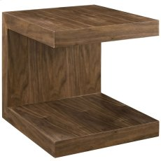 Gallivant Nightstand in Walnut Product Image