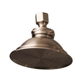 Sprinkler Can Shower Head - Brushed Nickel