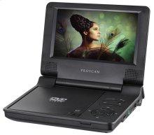 "7"" Portable DVD Player Carbon Fiber Finish"
