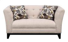 Marion - Loveseat Cream W/2 Accent Pillows