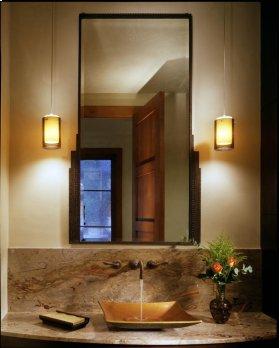 Bronze Zen Sink Weathered Bronze
