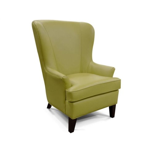 Leather Luther Chair 4534AL