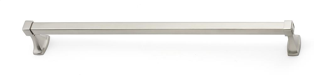 Cube Towel Bar A6520-24 - Satin Nickel