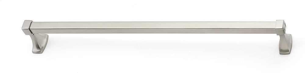 Cube Towel Bar A6520-24 - Satin Nickel