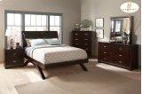Queen Sleigh Platform Bed Product Image