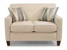 Haley Fabric Loveseat