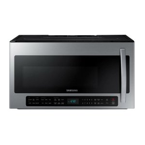 Samsung Appliances2.1 cu. ft. Over the Range Microwave with Sensor Cooking in Stainless Steel