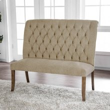 Sania Iii Love Seat Bench