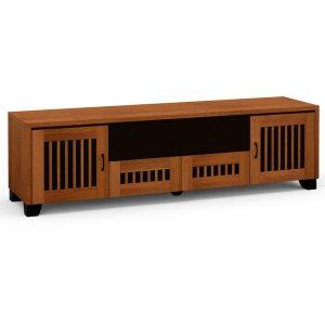 Salamander DesignsSonoma 245, Quad-Width AV Cabinet, American Cherry