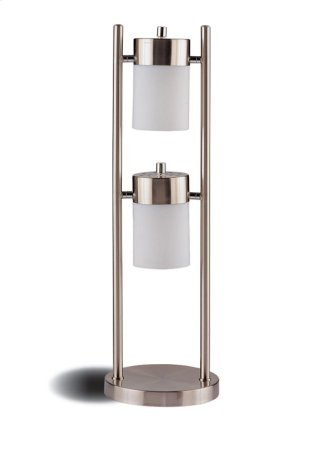 Double Decker Table Lamp