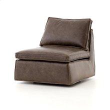 Sofia Swivel Chair-burnt Espresso