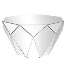 Faceted Accent Table
