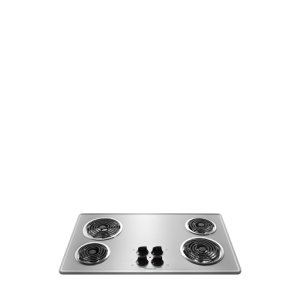 36'' Electric Cooktop - STAINLESS STEEL