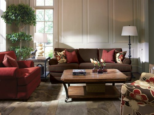 Lehigh Fabric Sofa