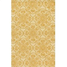 Ivory / Buttercup Rug