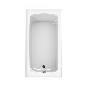 "Easy-Clean High Gloss Acrylic Surface, Rectangular, MicroSilk® Bathtub, Premiere Package, 32"" X 60"""