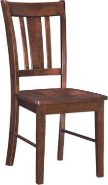 San Remo Chair Espresso