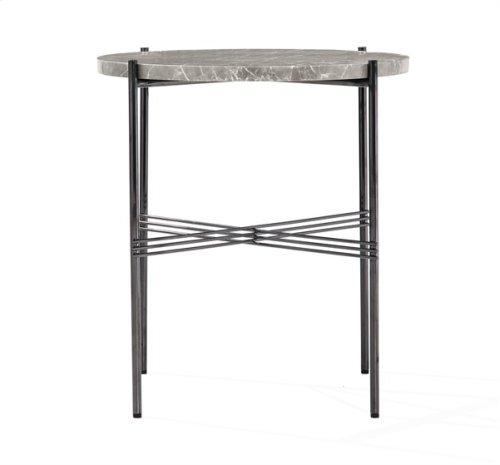 Selita Side Table - Italian Grey
