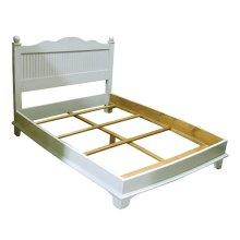 Slatted Platform Bed