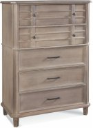 Chesapeake Five Drawer Chest Product Image