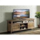Rowan - 76-inch TV Console - Rough-hewn Gray Finish Product Image