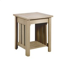 """DST148 19"""" End Table"""