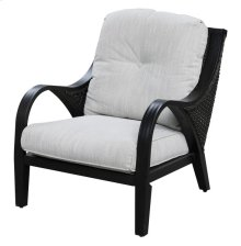 Lounge Chair-gray #hpj13 (2/ctn)