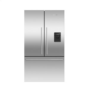 Fisher & PaykelActiveSmart Refrigerator - 20.1 cu ft. counter depth French Door 36""