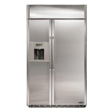 Brushed Stainless Steel Refrigeration
