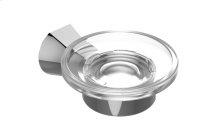 Finezza DUE Soap Dish & Holder