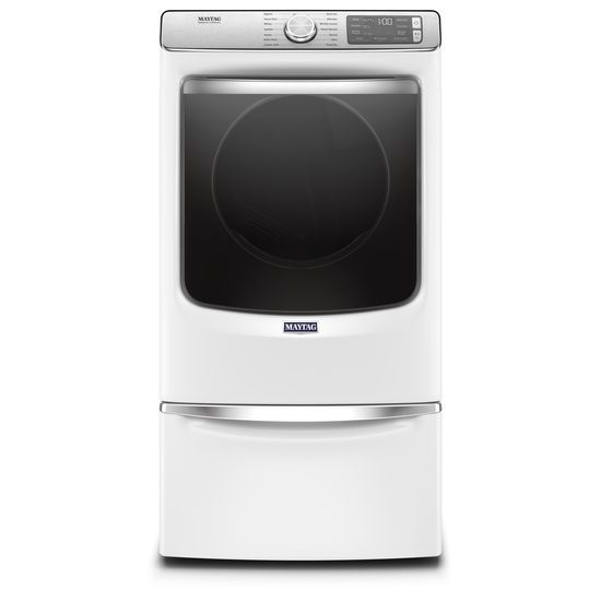 Med8630hw Maytag Maytag R Front Load Electric Dryer With