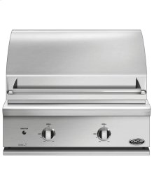"30"" All Grill for Built-in or On Cart Applications"