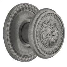 Distressed Antique Nickel 5050 Estate Knob