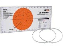 EZ Bracket Install Tool; Simplifies ceiling speaker installs