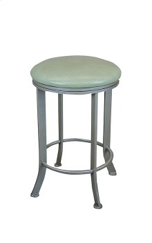 Charlotte B511H26BS Backless Swivel Bar Stool
