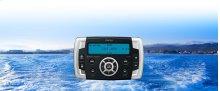 Marine Digital Media Receiver With Watertight Commander