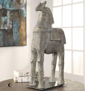 Mark, Sculpture