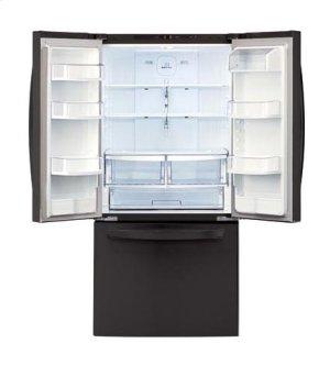 24 cu. ft. Ultra Capacity 3-Door French Door Refrigerator