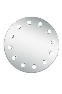 """Hollywood Vanity Mirror 5000K D27.5"""""""