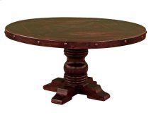 """Round 60"""" Lacquer Laguna Table Top"""