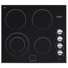 "24"" Electric Cooktop"