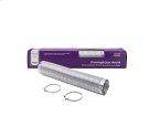 Smart Choice 8' Semi-Rigid Dryer Vent Kit Product Image