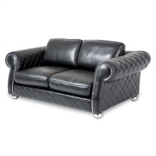 Lugano Leather Loveseat